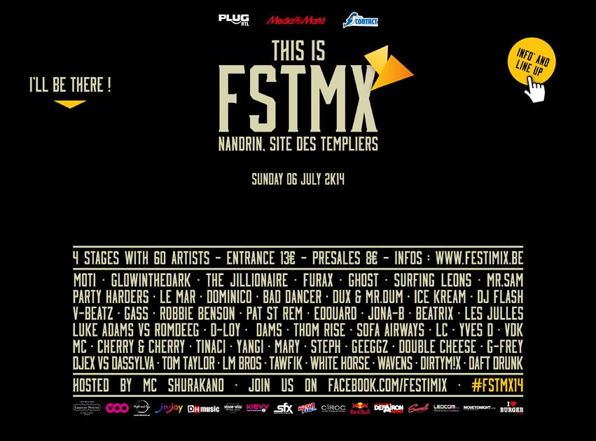 THIS IS FSTMX – FESTIMIX 2014