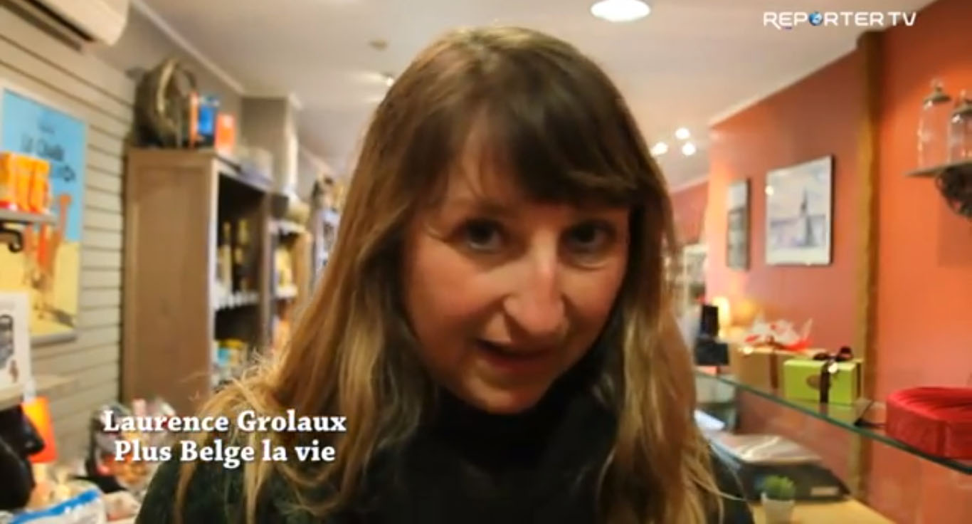 Plus Belge la vie à Fréjus interview par Reporter Tv