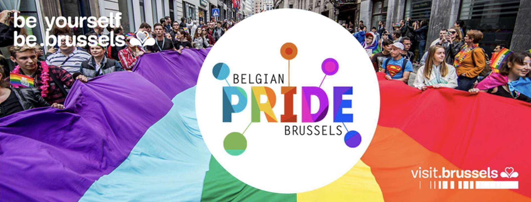 Belgian Pride – All for one 2019 – Aftermovie